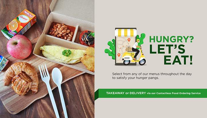 TAKEAWAY or DELIVERY
