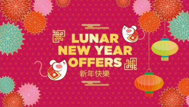 LUNAR NEW YEAR OFFERS