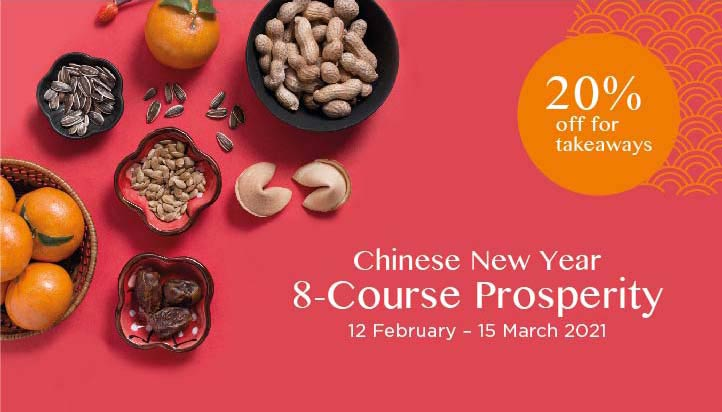 CHINESE NEW YEAR 8-COURSE PROSPERITY