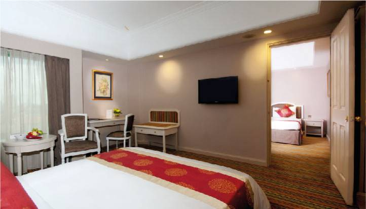 Family Escapade Berjaya Waterfront Hotel