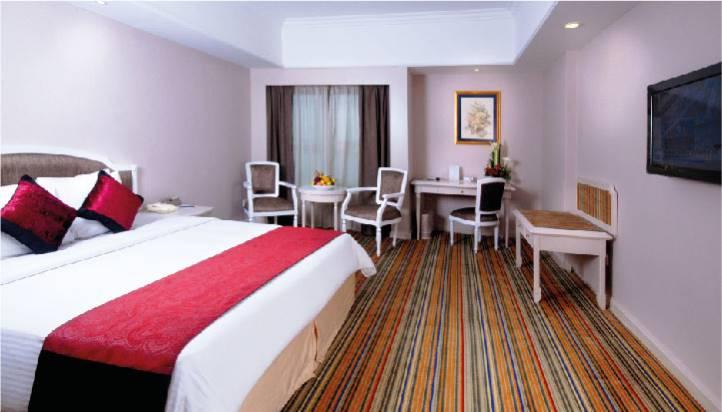Special Deals Berjaya Waterfront Hotel