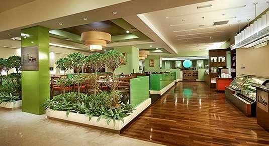 Surprising Restaurant In Kl Dining At Berjaya Times Square Hotel Interior Design Ideas Ghosoteloinfo