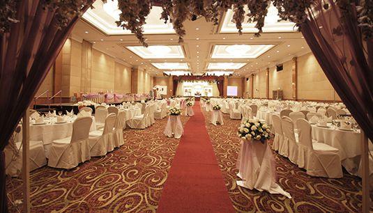 Wedding johor bahru weddings at berjaya waterfront hotel stylish chinese wedding packages junglespirit Image collections