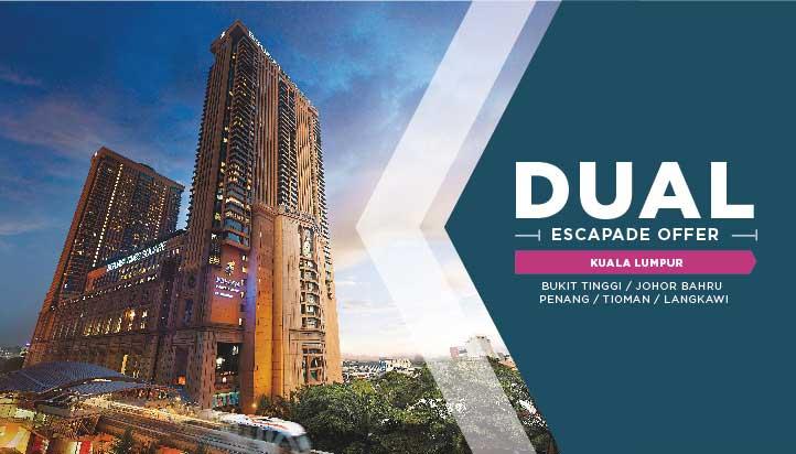 Dual Escapade Kuala Lumpur