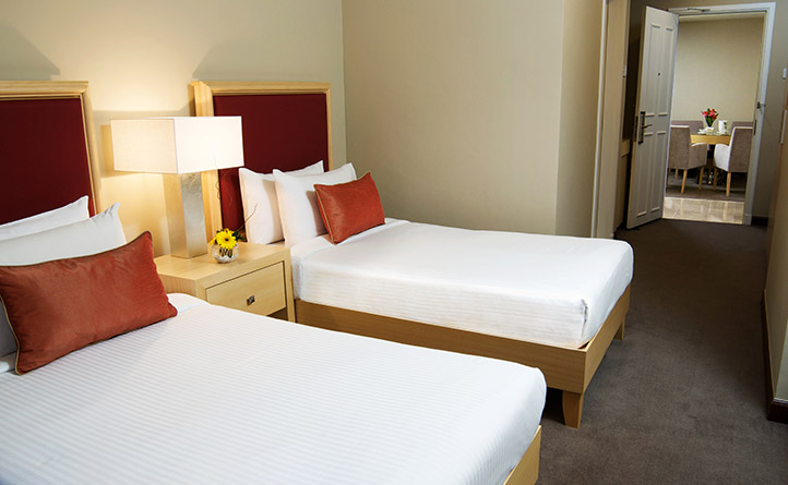 5 Star Hotel Kuala Lumpur 2 Bedroom Suite Berjaya Kl Hotel