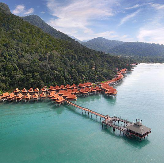 Malaysia Beaches: Berjaya Hotels And Resorts Malaysia