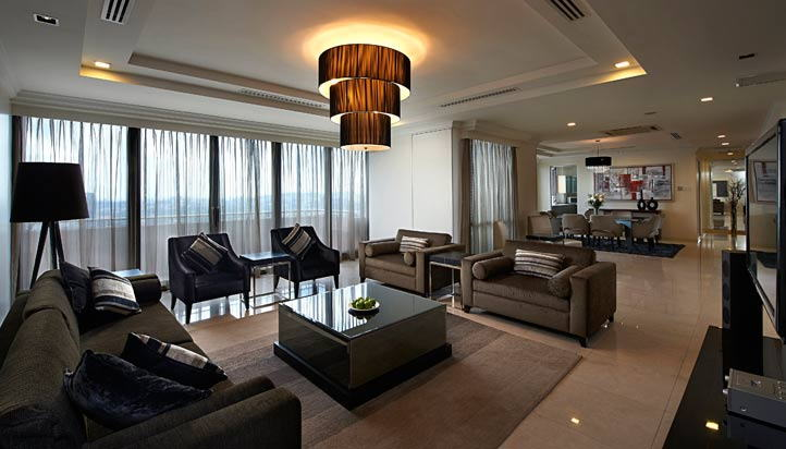 Luxurious Penthouse At Berjaya Times Square Hotel