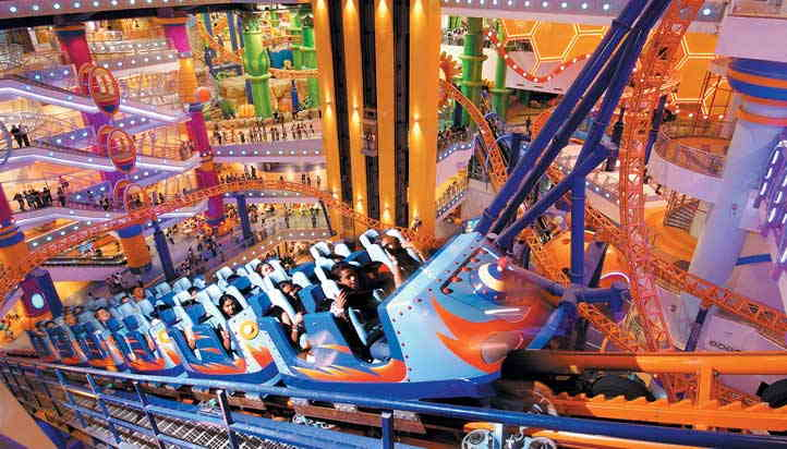 Theme Park Voucher At Berjaya Times Square Hotel