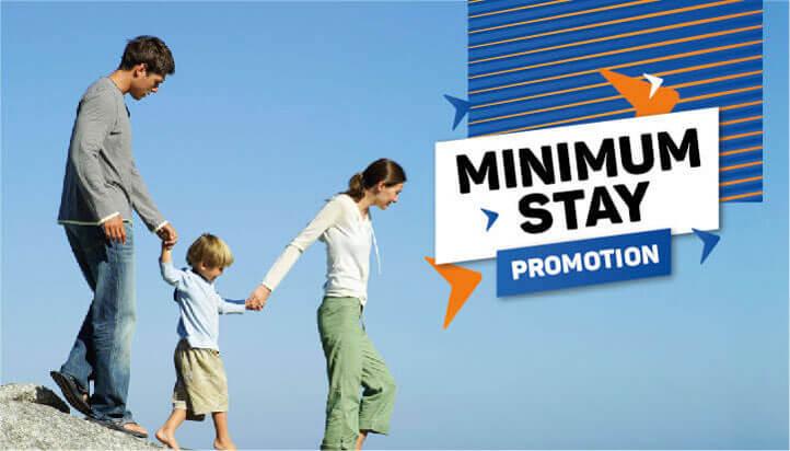 Minimum Stay offer