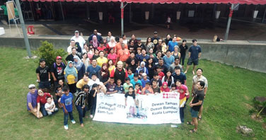 BERJAYA LANGKAWI RESORT JOINS KNIGHT FRANK MALAYSIA  FOR DAY OF GIVING 2019
