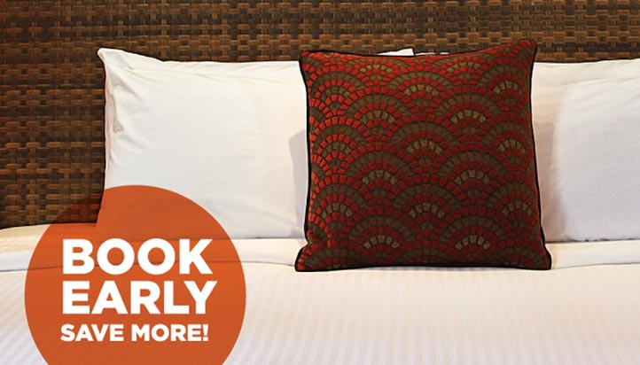 Book Early and Save More. Berjaya Waterfront Hotel