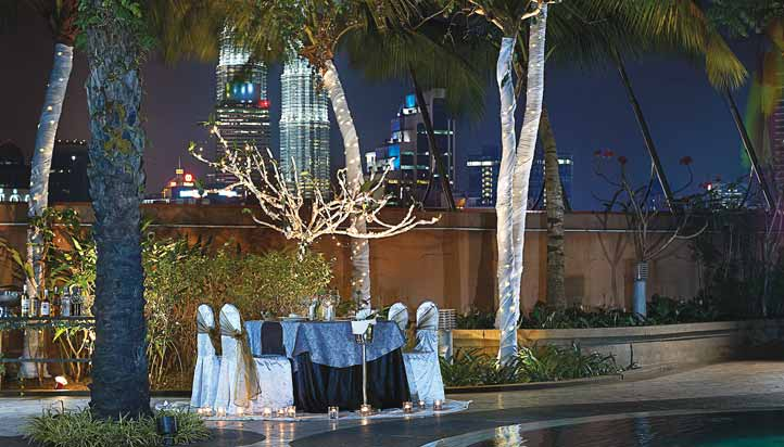 Romance   Hôtel Berjaya Times Square De Kuala Lumpur