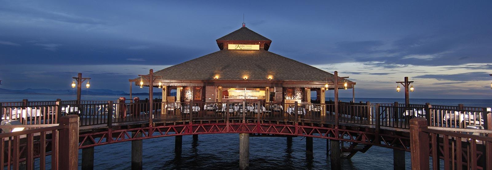 Thai Restaurant Langkawi | Pahn-Thai Restaurant | Berjaya ...