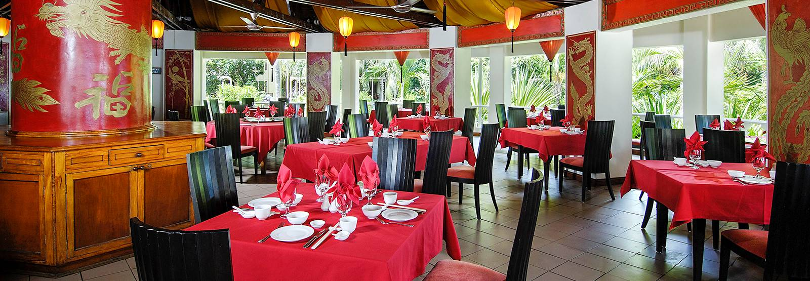 Mahe Chinese Restaurant | Dining at Le Canton, Berjaya Beau