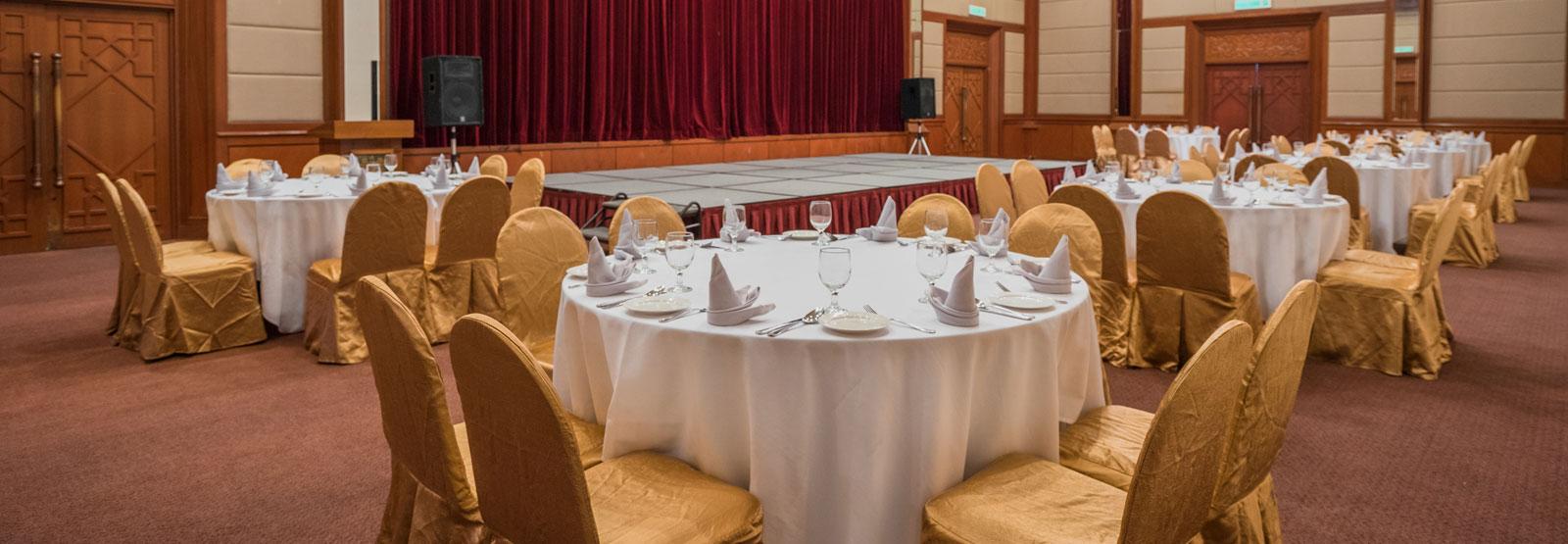 Shahzan Hall Ballroom