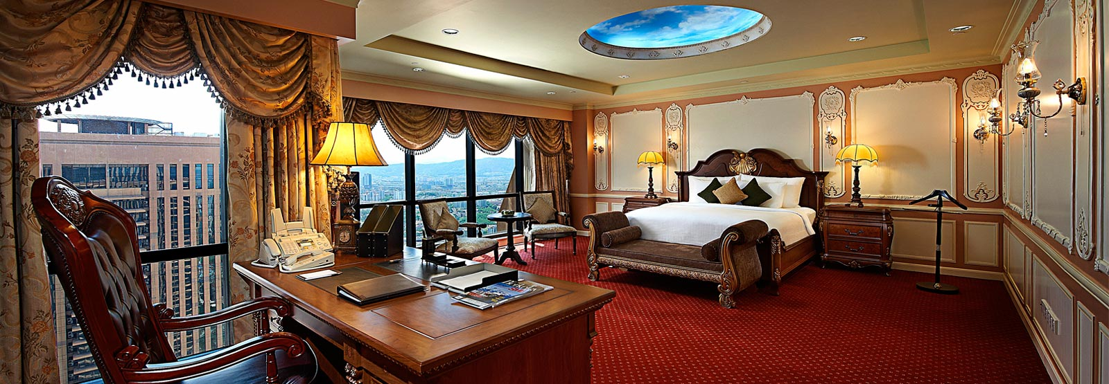 Luxury Hotel In Kuala Lumpur Classic Berjaya Times