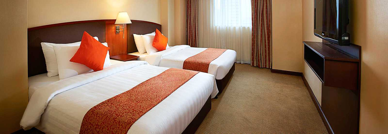 Family Room Hotel In Manila Two Bedroom Deluxe Berjaya