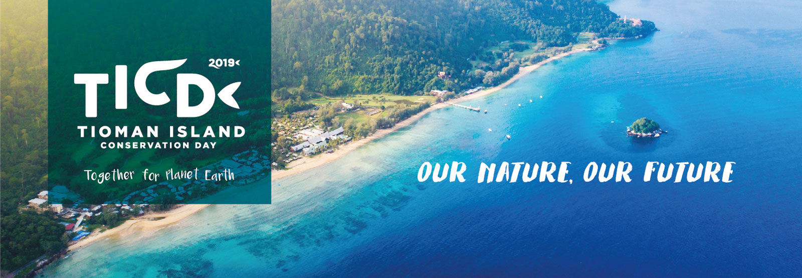 TIOMAN ISLAND CONSERVATION DAY 2019