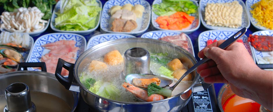 Ala Carte Steamboat Promotion
