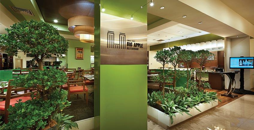 Enjoyable Bukit Bintang Restaurant Big Apple Restaurant Berjaya Interior Design Ideas Ghosoteloinfo