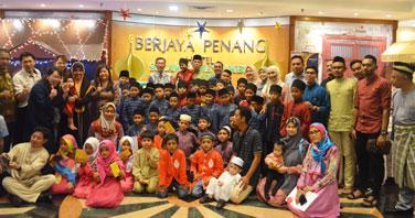 Malam Amal at Berjaya Penang Hotel