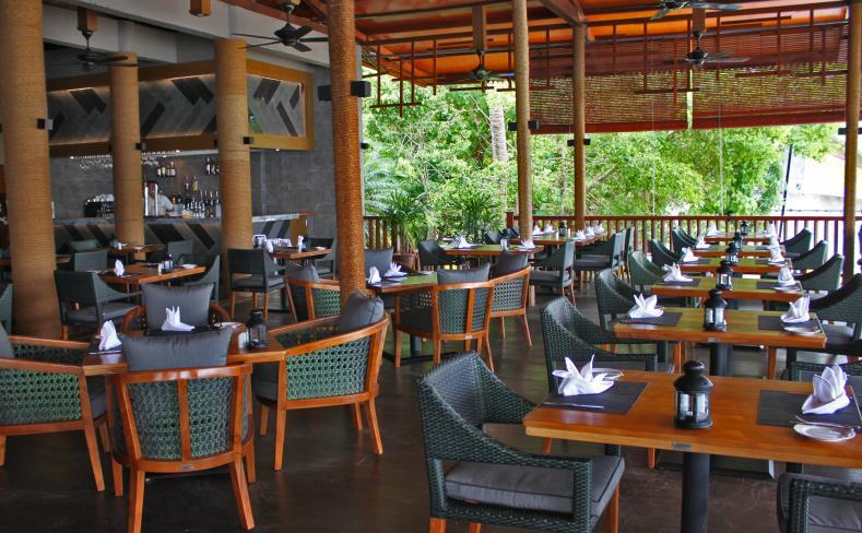 Beach Brasserie - Dining Area