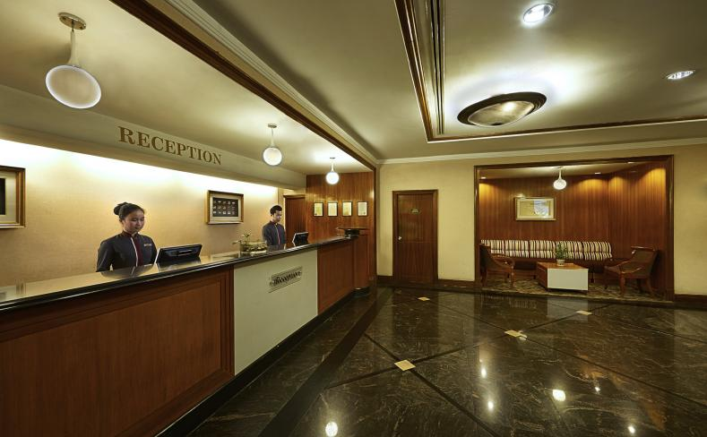 Lobby - Reception Area