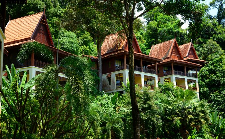 Premier Seaview Chalet - Facade Rainforest View