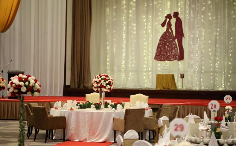 Wedding Ballroom Decoration