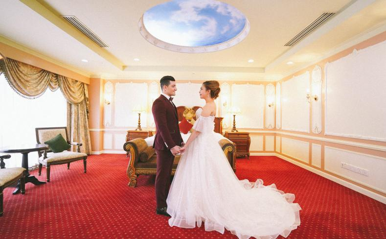 Wedding at Berjaya Times Square Hotel