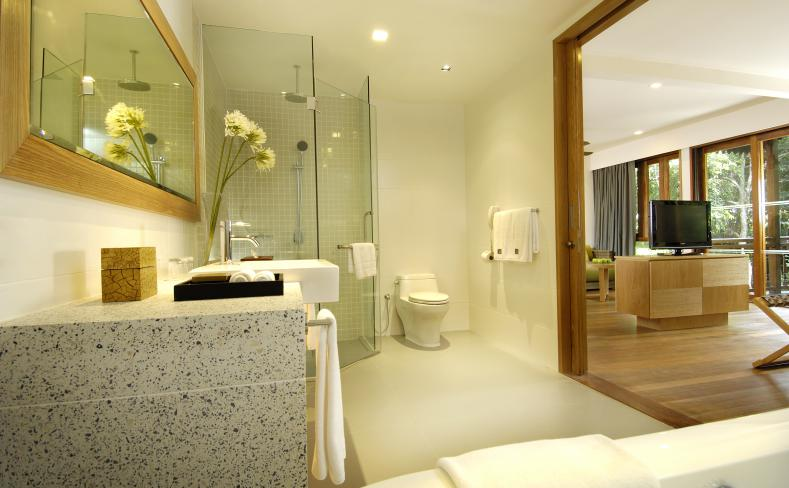 Rainforest Studio - Bathroom