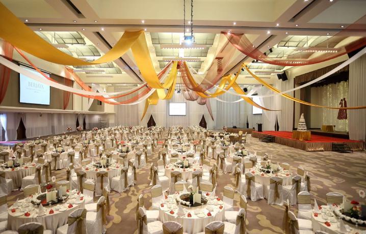 Manhattan Ballroom - Wedding