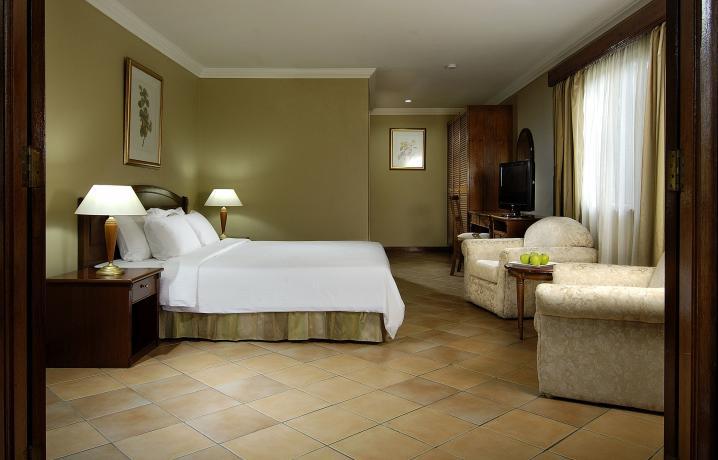 Deluxe Room - Room Interior
