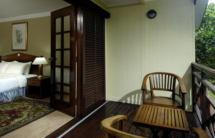 Junior Suite - Balcony