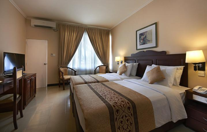 Standard Room - Twin Bed