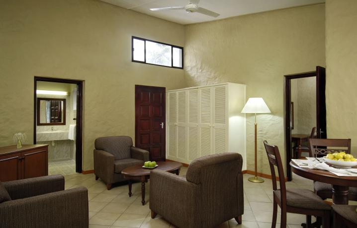 Junior Suite - Rest Area