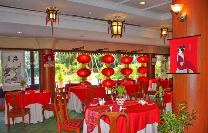 Oriental Pearl Restaurant - Dining Area