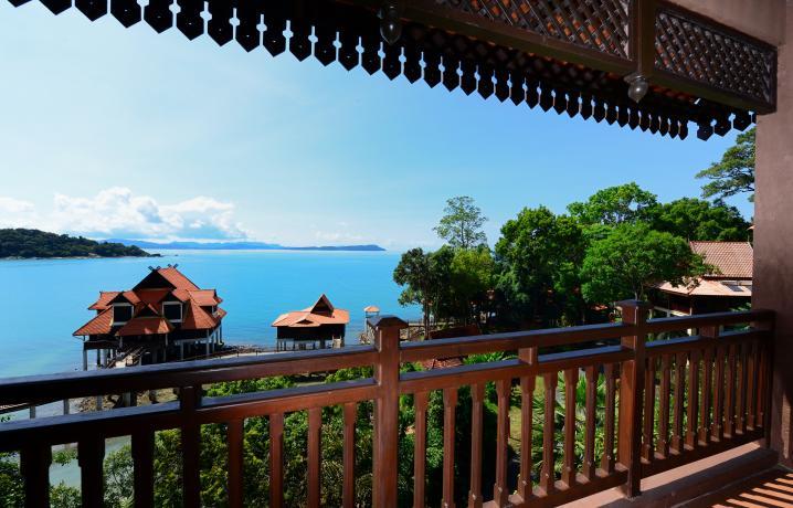 Premier Seaview Chalet - Balcony View