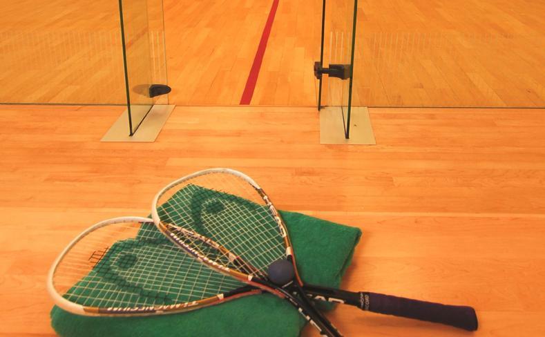 Recreation - Squash Court
