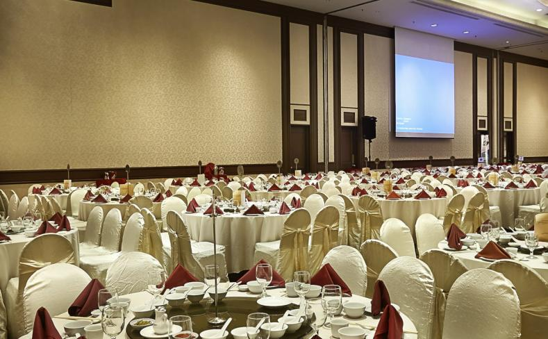 Dewan Berjaya - Banquet Setup