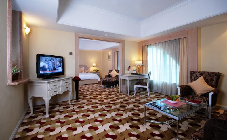 Suite - Living Room Interior