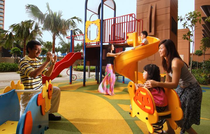 Recreation – Children Playground